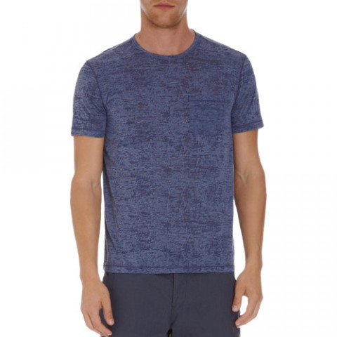 John Varvatos Star USA Burnout Tee
