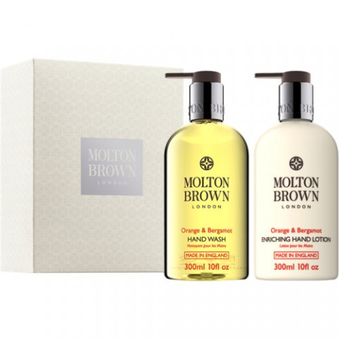 Molton Brown The Orange and Bergamot Gift Set