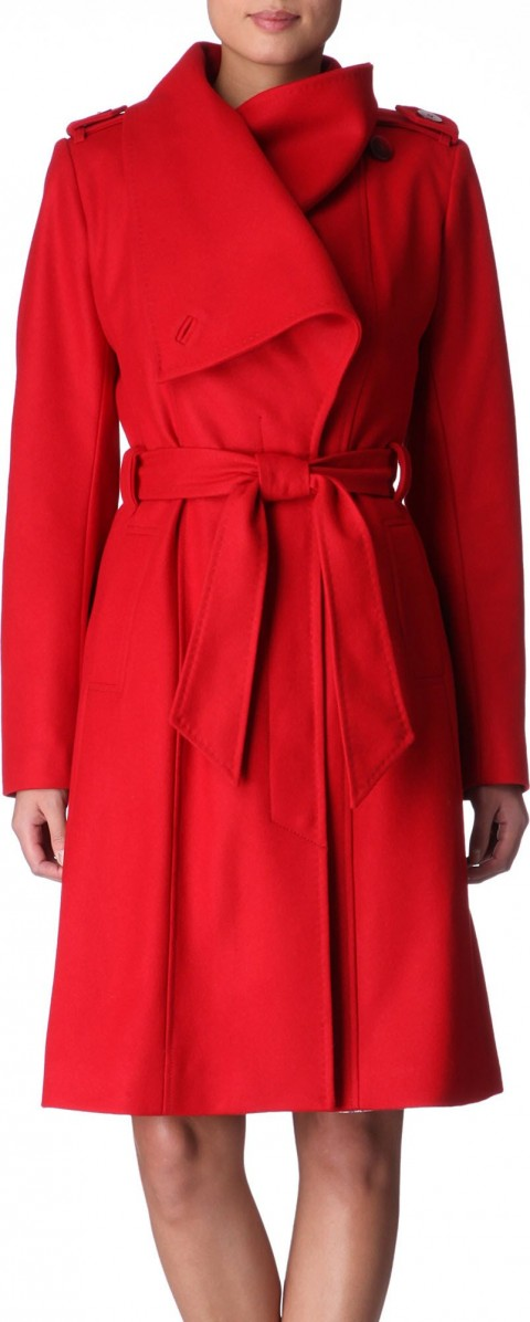 Ted Baker Vasilis Long Wrap Coat