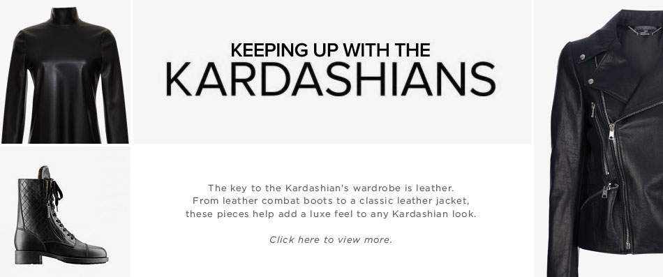Keeping Up With The Kardashians Fashion, Style, Clothing, Outfits, and Wardrobe