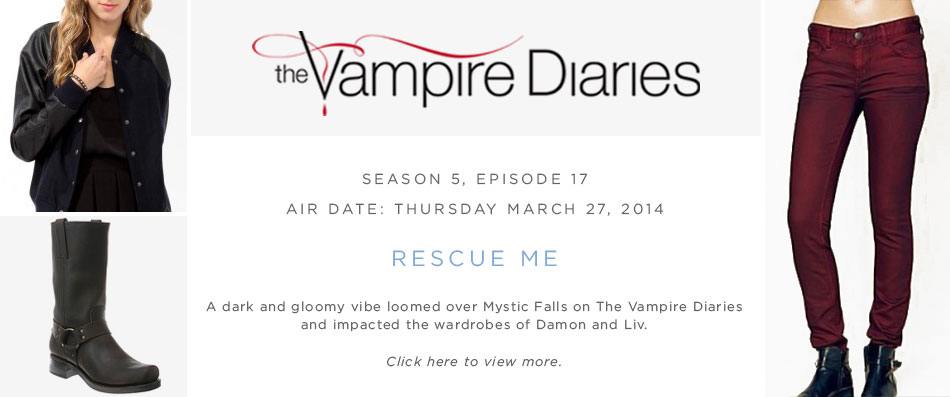 The Vampire Diaries Fashion, Style, Clothing, Outfits, and Wardrobe
